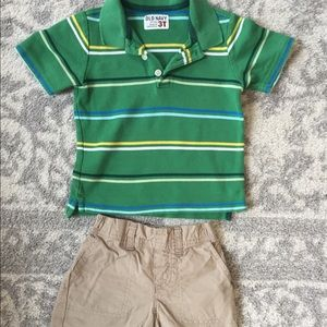 Boy's 3T outfit.